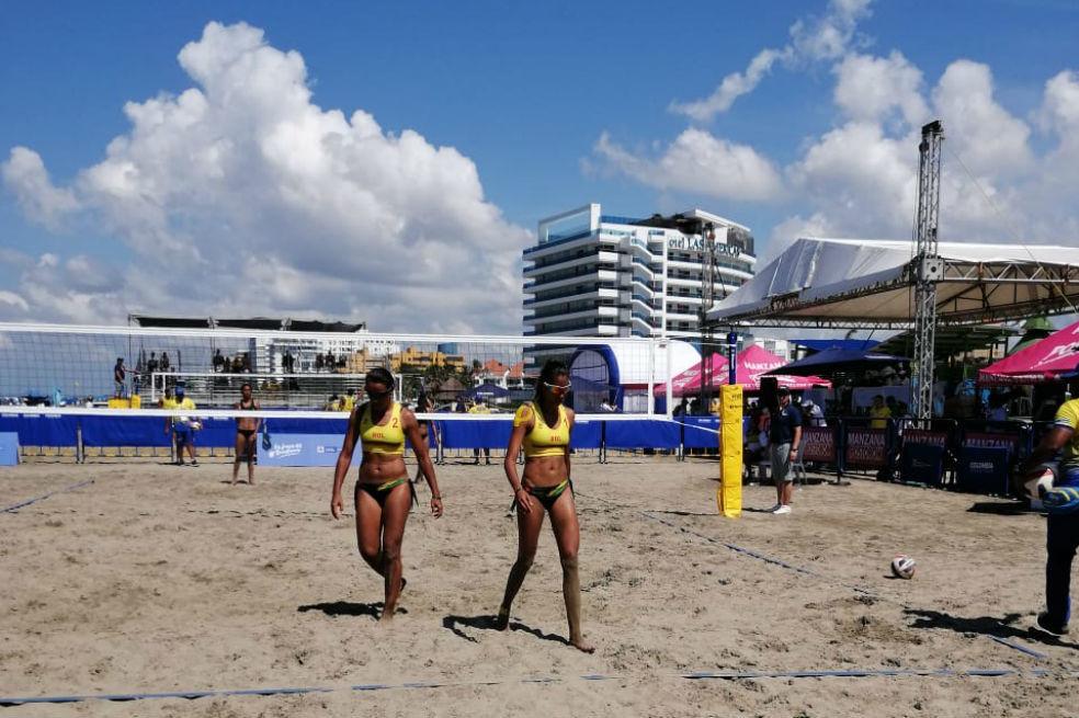juegos de voley playa